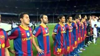 Download FC Barcelona Campanha 2010 / 2011 UEFA Champions League Video
