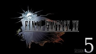 Download Cry Streams: Final Fantasy XV [Session 5] Video