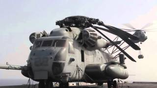 Download U.S. Marine Corps CH-53E Super Stallion Sea Stallion Video