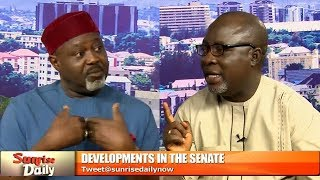 Download APC, PDP Chieftains Disagree Over Reasons For NASS Blockade By Security Operatives Pt.4 Video