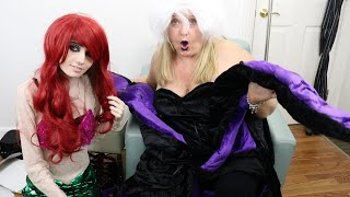 Download My Mom Turns Me Into A DISNEY PRINCESS | Eugenia Cooney Video