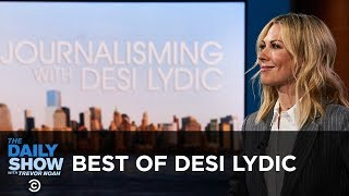 Download The Best of Desi Lydic - Trump Translators, Border Golf & Raw Water | The Daily Show Video
