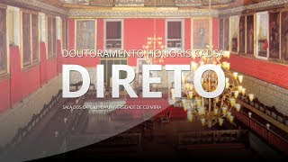 Download Doutoramento Honoris Causa de Enrique Cadena Video