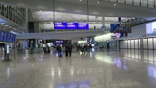 Download Hong Kong International Airport ~ Mike Philippine VISA RUN ~ Starting tour of the airport 1 Video