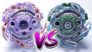 Download BEYBLADE BURST BATTLE | Beast Behemoth VS Betromoth B2 - Takara Tomy VS Hasbro Video