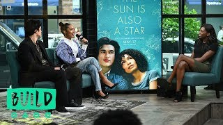 Download Yara Shahidi & Charles Melton On Their Film, ″The Sun Is Also a Star″ Video