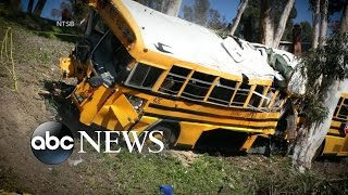 Download School Bus Crash Investigation Continues In Tennessee Video