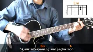 Download Raymund Remo - Ang Tanging Alay Ko Cover With Guitar Chords Lesson Video