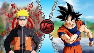 Download Goku vs Naruto Video