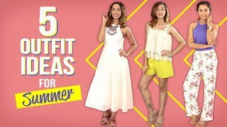 Download 5 Outfit Ideas for Summer | Fashion | Pinkvilla | Summer Fashion Video