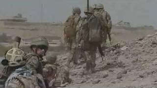 Download Combat footage: British Marines Ambushed on Afghanistan Video