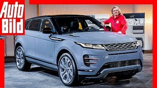 Download Range Rover Evoque ll (2019) Vorstellung / Sitzprobe / Review Video