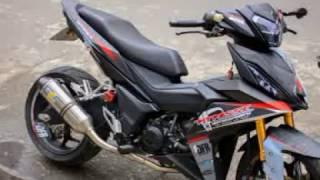 Download Modifikasi Honda Supra GTR150 Ban Super Gambot Video