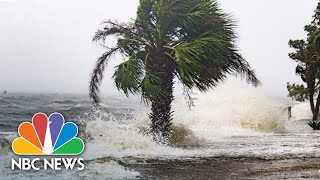 Download Hurricane Michael To Make Landfall Bringing Catastrophic Storm Surge | NBC News Video