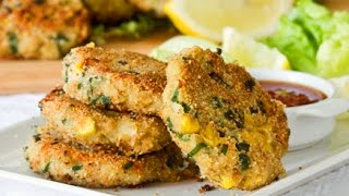 Download Potato Tuna Patties Recipe Video