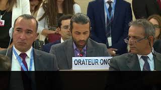 Download Shocked U.N. Delegates as PLO Abuses Exposed by Palestinian Hero Video