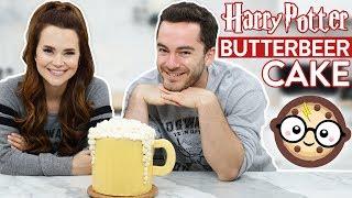 Download HARRY POTTER BUTTERBEER CAKE ft CaptainSparklez - NERDY NUMMIES Video