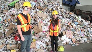 Download Tour of London's Recycling Centre Video