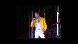 Download Queen - A Kind Of Magic (Live At Wembley Stadium, Friday 11 July 1986) Video