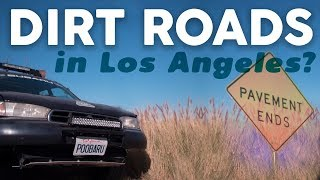 Download Are there still dirt roads in Los Angeles? Video