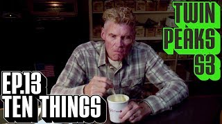 Download [Twin Peaks] S3 E13 Ten Things You Might Have Missed | The Return part 13 What Story is that Charlie Video