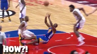 Download NBA ″LOSING THE HANDLE″ Shots Video
