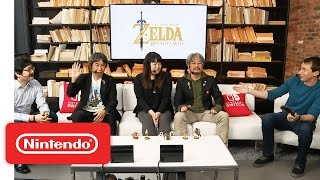 Download The Legend of Zelda: Breath of the Wild – Nintendo Treehouse: Live with Nintendo Switch Video