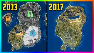 Download Rockstar's Original Plan For GTA Online Back In 2013 VS 2017 - Major PAID Expansions & MORE! (GTA 5) Video