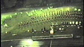 Download Governor Livingston RHS Highlander Band Orlando 1985 Video