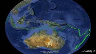 Download Our planned sailing circumnavigation Video