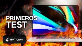 """Download Primeros test con el nuevo MacBook Pro de 16"""" Video"""