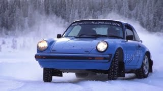 Download Ice Driving in 911 Rally Cars - /CHRIS HARRIS ON CARS Video