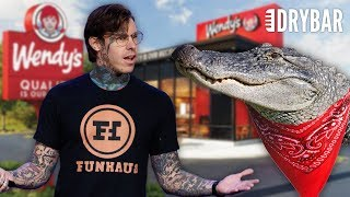 Download Robbing Wendy's With An ALLIGATOR. Shayne Smith Video