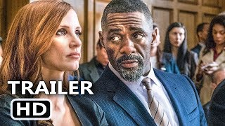 Download MOLLY'S GAME Trailer (Idris Elba, Jessica Chastain, Kevin Costner Movie HD) Video