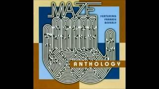 Download Maze Feat. Frankie Beverly - Running way Video