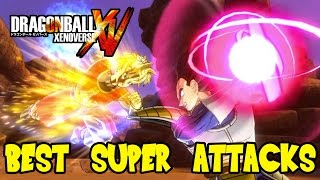 Download Dragon Ball Xenoverse: Best Super Attacks (Instant Transmission, 20x Kaioken, Milky Cannon & more) Video