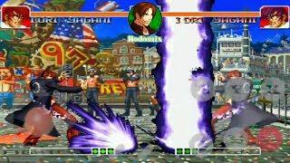 kof2004 Ômega Plus hack en android Kawaks arcade Free Download Video