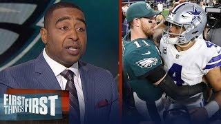 Download Cowboys lose to the Eagles during Week 11 - What went wrong for Dallas? | FIRST THINGS FIRST Video