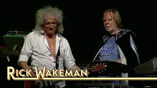 Download Rick Wakeman & The English Rock Ensemble - Live at Starmus, special guest Brian May (Full Concert) Video
