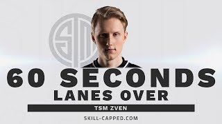 Download Zven wins lane at level 1 using one simple idea. Video