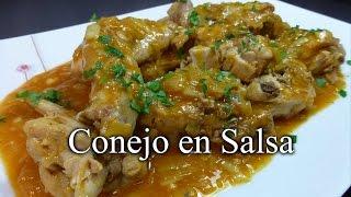 Download Conejo en Salsa (receta fácil) Video