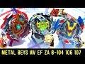 Download ALL NEW METAL BEYS! WINNING VALKYRIE, Z-ACHILLES, EMPEROR FORNEUS UNBOXING BATTLES ベイブレードバースト 超ゼツ Video
