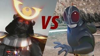 Download Darth Vader vs Kamen Rider Black RX - Animated Film (Parody!!) Video