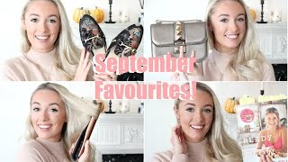Download September Favourites! Fashion, Beauty, Hair & More! | Fashion Mumblr Video