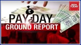 Download Special Report By Rajdeep Sardesai On Cash Crunch On Salary Day Video