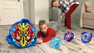 Download Поругались из-за BeyBlade. Нашел нычку на ЧЕРДАКЕ.Offended brother because of BeyBlade Video