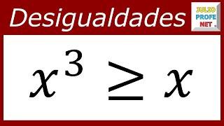 Download DESIGUALDADES CÚBICAS - Ejercicio 1 Video