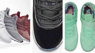 Download So MANY Space Jam JORDAN 11 and New adidas ULTRA Boost Sneakers - Today in Sneaks Video