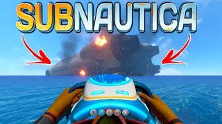 Download TIME TO GO TO THE AURORA SHIP (Subnautica Full Release Gameplay) Video