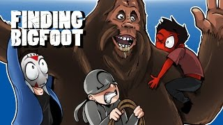 Download FINDING BIGFOOT - BACK IN THE FOREST! With Cartoonz & Ohmwrecker! Video